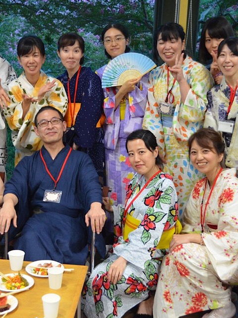 【浴衣読書会】第54回関西文学サロン月曜会 小泉八雲『小泉八雲集』