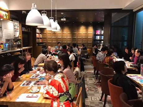 第30回関西シネマテーブル「人間失格 太宰治と3人の女たち」