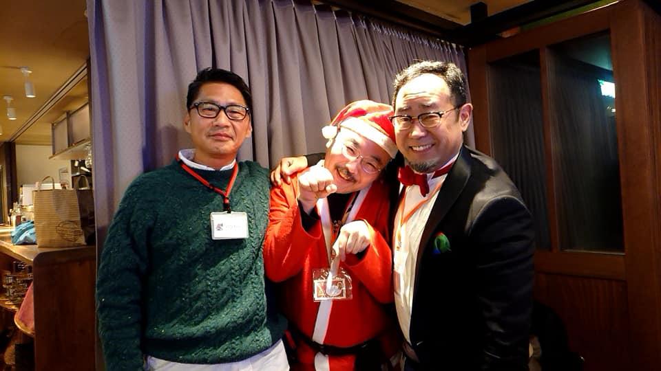 関西猫町倶楽部クリスマス読書会&パーティー2019