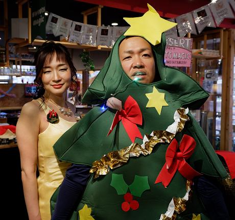 名古屋猫町倶楽部 クリスマス読書会&パーティー 2019